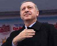 Murat Gö�ebakan'dan Ba�bakan için Uzun Adam �ark�s�!