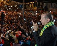 Ba�bakan Erdo�an: Bir sap�kl���n içindeler!