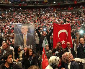 İşte yayınlanamayan Erdoğan röportajı
