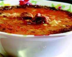 Etli Mantı Çorbası Tarifi
