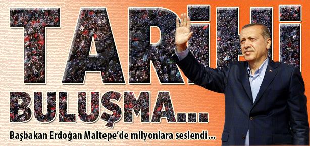 Başbakan Erdoğan: Bu bir veda değil!
