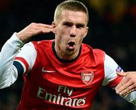 Galatasaray'a Podolski müjdesi