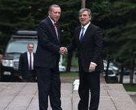 Erdo�an'dan Gül'e büyük jest