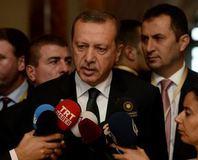 Cumhurba�kan� Erdo�an'dan çok sert aç�klamalar