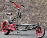 Tasar�m harikas� bisikletler