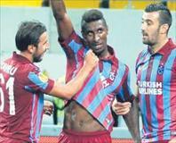 Trabzon Avrupa'y� sallad�
