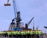 Mogadi�u Liman� art�k Türklere emanet