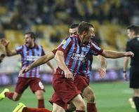 Trabzon galibiyete hasret kald�