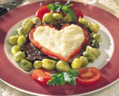 Püreli Biftek Tarifi