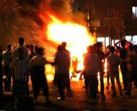 Diyarbak�r'da polise hain sald�r�!
