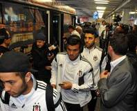 Siyah beyazl�lar Belgrad'da