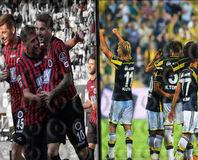 Fenerbahçe ve Gençlerbirli�i karnesi