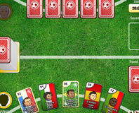 Futbolcu kartlar�