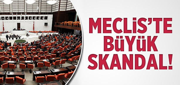 Meclis'te sahte MİT elemanı alarmı