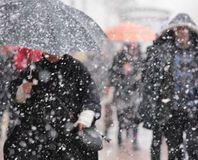 Meteoroloji'den kar ve f�rt�na uyar�s�