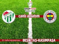 Bursaspor-Fenerbahçe
