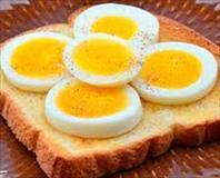 Yumurta yiyen zay�fl�yor...