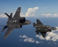 F-35'lere yerli mühimmat geliyor