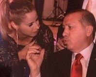 Erdo�an'dan Niran Ünsal'a destek
