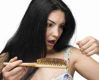 Yanlış beslenme saçları döküyor