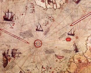Piri Reisin haritasının büyük sırrı