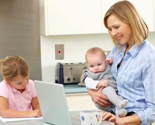 Çalışan anne için özel yasa