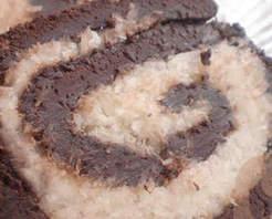 Vişneli Çikolatalı Rulo Pasta Tarifi