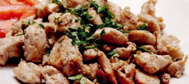 Soyalı Tavuk Tarifi