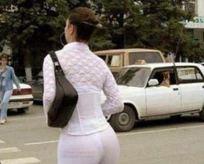 Arabanın içini görenler şoke oldu!