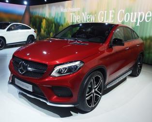İşte Mercedesin yeni canavarı!