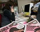 İsrail'den Charlie Hebdo'ya destek