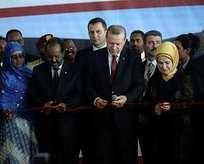 Cumhurbaşkanı Erdoğan Somalide