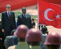 Cumhurbaşkanı Erdoğan müezzin oldu