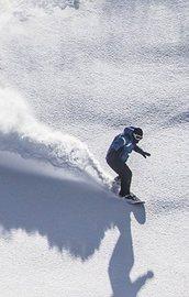 Silah değil snowboard dönemi