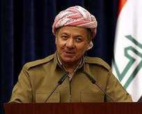 Barzaniden Türkiyeye Kobani teşekkürü