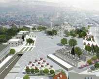 İşte Beyazıt Meydanının yeni hali