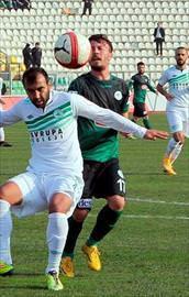 Konyaspor Giresunu kupada 2 golle devirdi