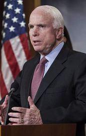 McCain: Davutoğlunu dinlemeliydik