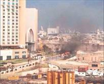 Libyada otel terörü