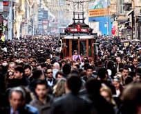 İşte Türkiyenin nüfusu!