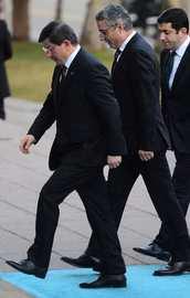 Başbakanlıkta kritik toplantı!