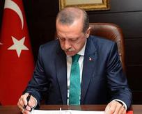 Erdoğandan o yasaya onay!