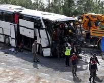 Antalyada trafik kazası: 5 ölü
