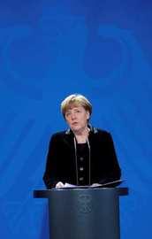 Merkelden Yunanistan yorumu
