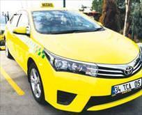 Türkiyenin ilk elektrikli taksisi