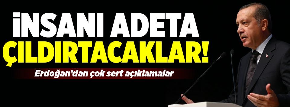 Erdoğandan Merkez Bankasına sert tepki!