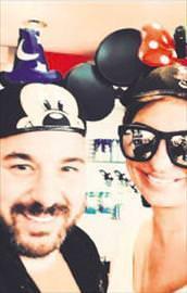 Disneyland hatırası