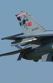 Rus uçağını Türk F-16ları durdurdu