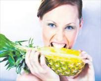 Ananas ye metabolizmayı gazla!