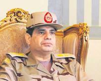 Görev adamı Sisi